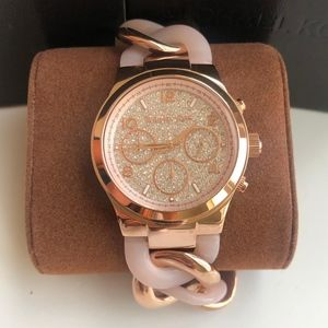 BRAND NEW Michael Kors Runway Twist Watch MK4283